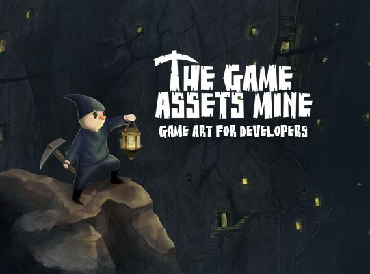 thegameassetsmine - videogame art market
